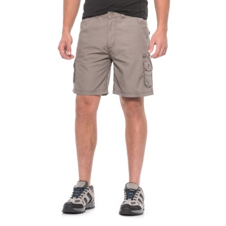 Trespass Gally Quick-Dry Shorts - Cotton Blend, UPF 40+ (For Men)