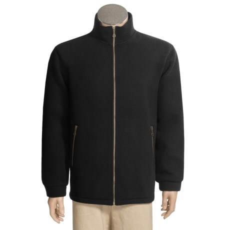 Hammer Springs Timaru Wool Jacket - Windproof Membrane (For Men)