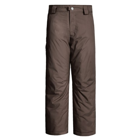 White Sierra Bilko Snow Pants - Insulated (For Little and Big Boys)