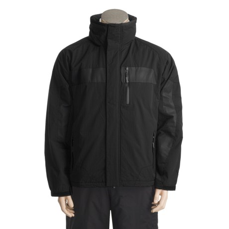 White Sierra Anvil Peak Jacket - Fleece Lining (For Men)