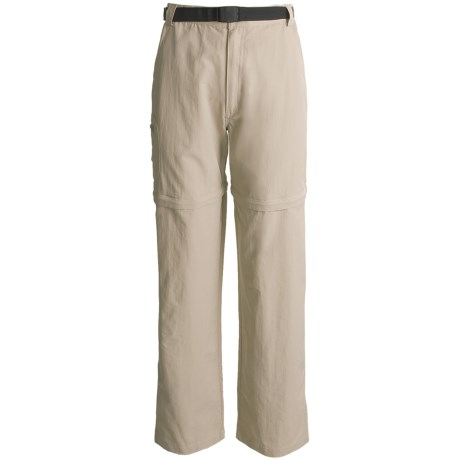 Dakota Grizzly Belted Convertible Pants (For Women)