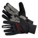 Craft Sportswear Tempest Gloves - Windproof (For Men and Women)