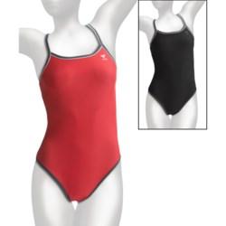 TYR Reversible Diamondback Swimsuit (For Women)