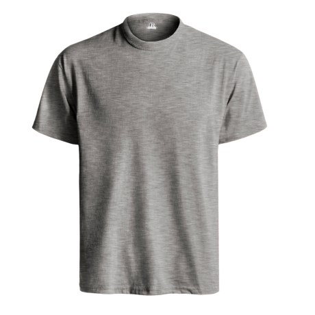 Russell Athletic T-Shirt - Cotton, Short Sleeve (For Men and Women)