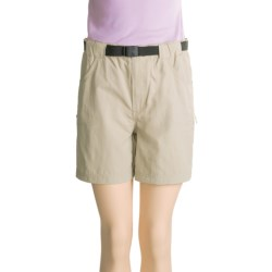 Dakota Grizzly River Shorts - Belted (For Women)