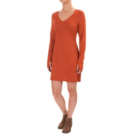 Stonewear Designs Veronica Dress - Long Sleeve (For Women)