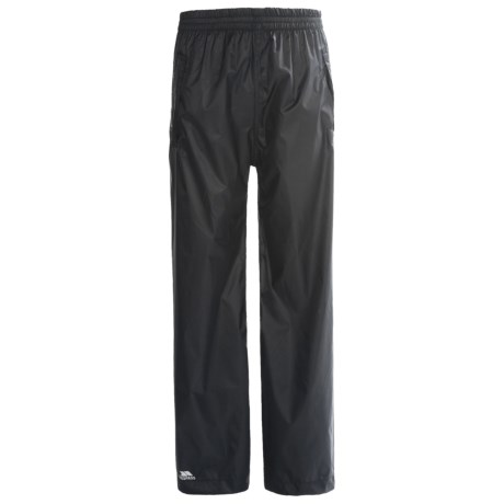 Trespass Packup Rain Pants (For Little and Big Kids)