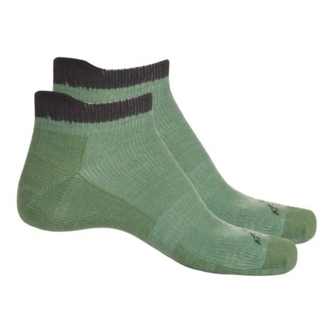 McKinley Merino-Wool-Blend Hiking Socks - 2-Pack, Below the Ankle (For Men)