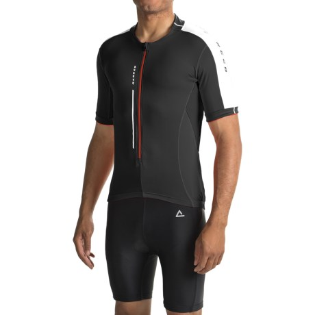 Dare 2b Astir Cycling Jersey - Zip Neck, Short Sleeve (For Men)