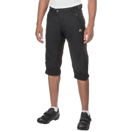 Dare 2b Modify 2-in-1 Cycling Shorts - 3/4 Length, Detachable Liner Shorts (For Men)