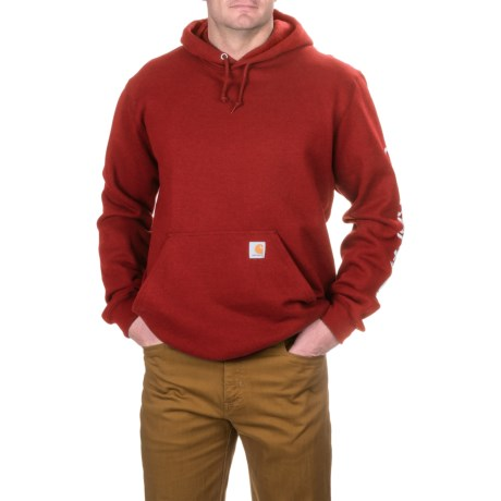 Carhartt Midweight Hoodie - Factory Seconds (For Big and Tall Men)