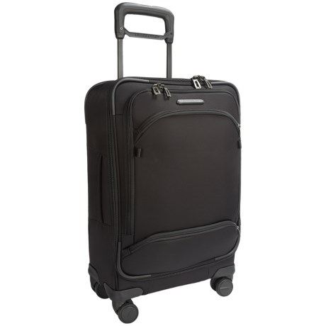 """Briggs & Riley Transcend Domestic Carry-On Spinner Suitcase - 22"""""""