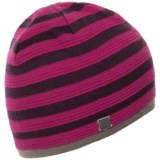 SmartWool Ponderosa Stripe Beanie - Merino Wool Blend (For Women)