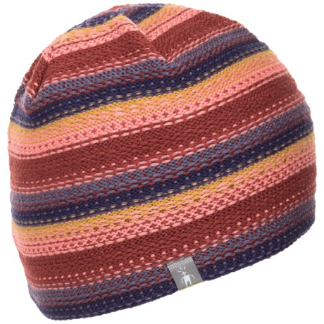 SmartWool Marble Ridge Knit Beanie - Merino Wool (Women)