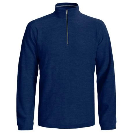 SmartWool Howelsen Sweater - Merino Wool, Zip Neck (For Men)