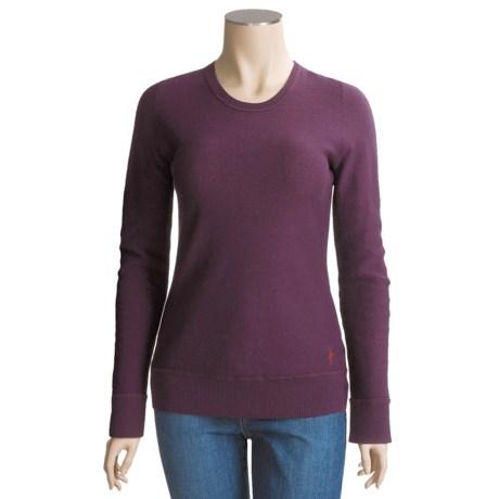 Merino Wool Womens Sweater
