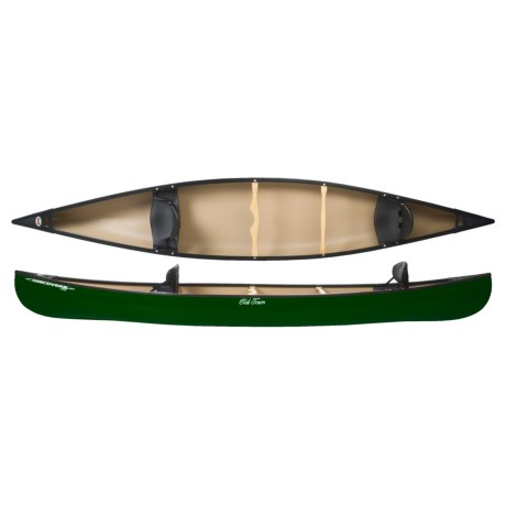"""Old Town Discovery 169 Canoe - 16'9"""""""