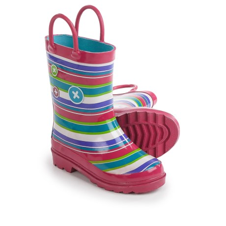 Splashers Sally Rain Boots - Waterproof (For Toddlers Girls)