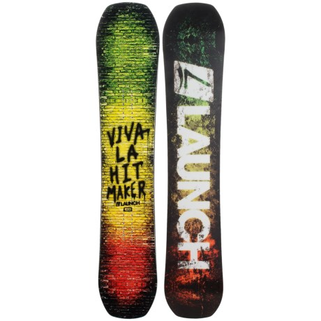 Launch Snowboards Hitmaker Snowboard