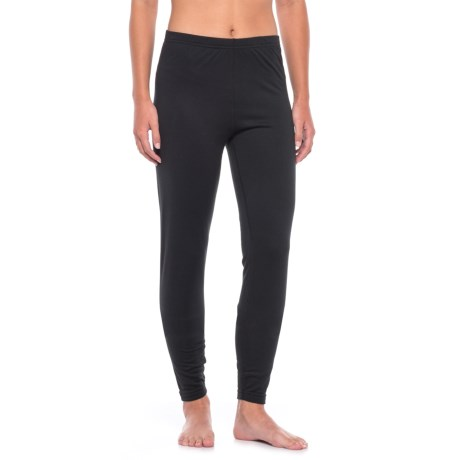 Terramar Hottotties Base Layer Pants - UPF 50+, Heavyweight (For Women)