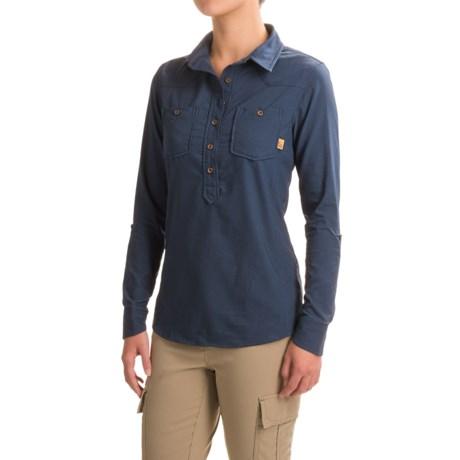 Western Rise Tomboy Shirt - UPF 30+, Long Sleeve (For Women)