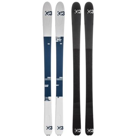 G3 Stinger 78 XCD Alpine Skis