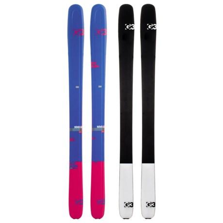 G3 ROAMr 100 Elle Alpine Skis (For Women)
