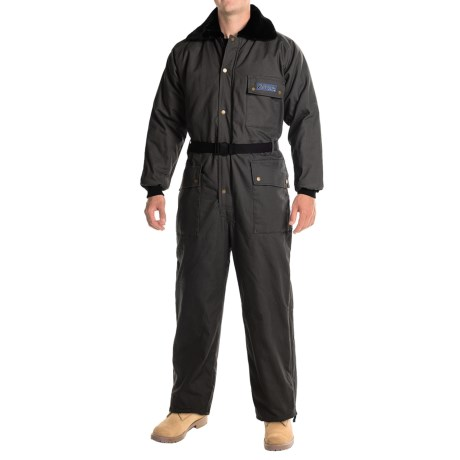 Polar Plus Duck Coveralls - Insulated (For Men and Big Men)