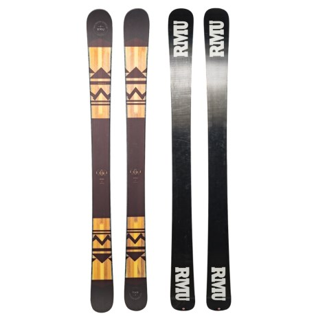 RMU Rippah Skis (For Women)