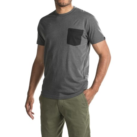 prAna Pocket T-Shirt - Organic-Cotton Blend, Short Sleeve (For Men)
