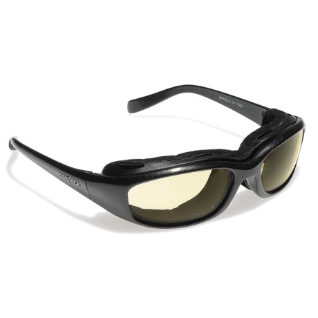 Panoptx Sirocco Sunglasses - Photochromic, Removable Eyecup