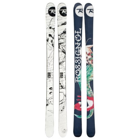 Rossignol S4 Park Skis - Freestyle, Twin Tip