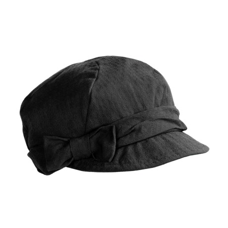 Betmar Bow Cap (For Women)