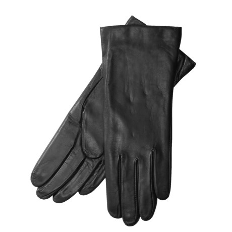 Grandoe Sheepskin Gloves - Cashmere Lining (For Women)
