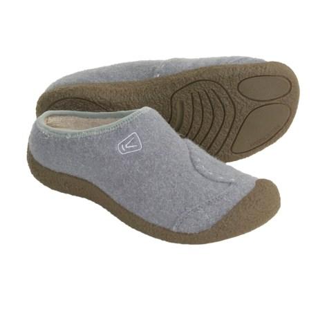 Keen Cheyenne Wool Clog Shoes - Slip-Ons (For Women)