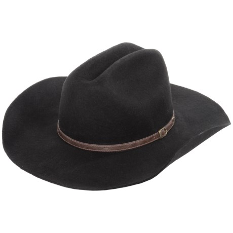 Brooklyn Hat Co . Cowboy Hat - Wool Felt (For Men)