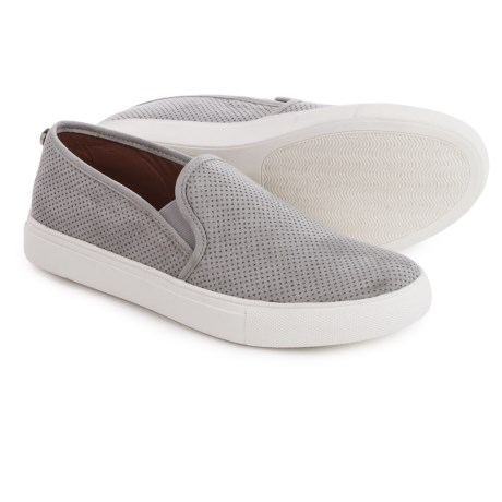 Steve Madden Zarayy-V Perforated Sneakers - Slip-Ons (For Women)