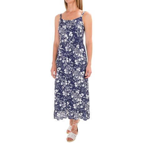 G.H. Bass & Co. Summer Blooms Dress - Rayon, Sleeveless (For Women)