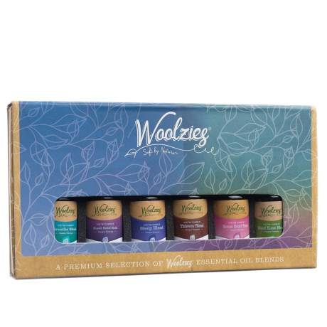 Woolzies Therapeutic Essential Oil Blends - Set of 6