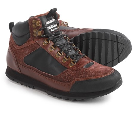 Barbour Highlands Sneakers (For Men)