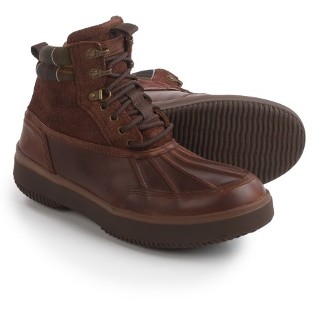 Barbour Rhino Winter Boots - Waterproof, Insulated (For Men)