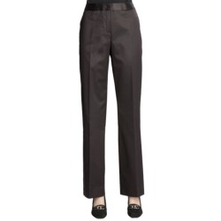Lafayette 148 New York Pants - Glossy Suiting (For Women)