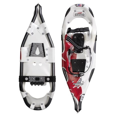 """Redfeather Rainier 25 Ultra Snowshoes - 25"""""""