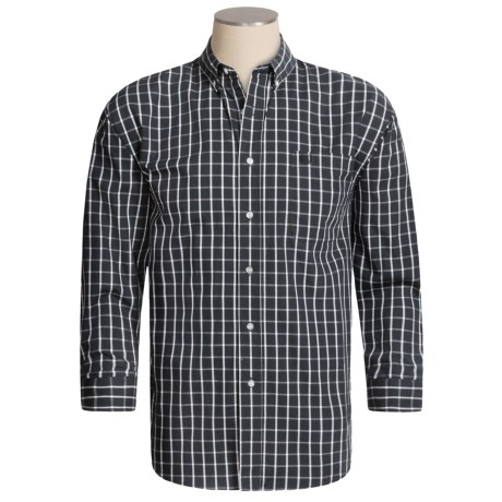 Panhandle Slim Poplin Shirt - Long Sleeve (For Men)