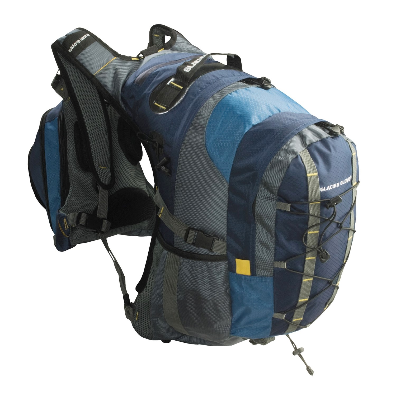 Glacier glove backpack and chest pack combo fishing for Fishing chest pack