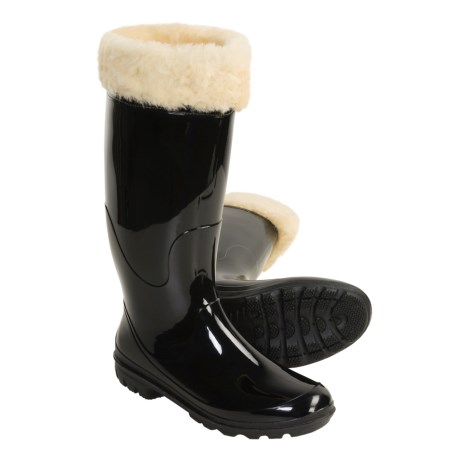 Kamik Sophia Rain Boots - Waterproof, Shearling Lined (For Women)