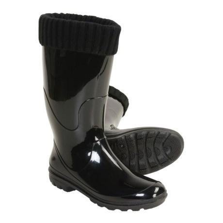 Kamik Kelly Fleece-Lined Rain Boots - Waterproof (For Women)