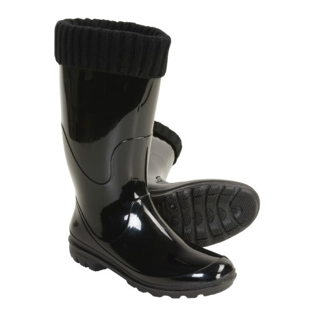 Kamik Kelly Fleece-Lined Rain Boots - Waterproof (For Women)