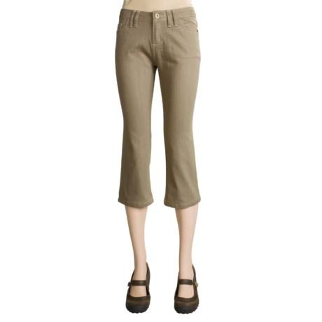 prAna Deena Capri Pants - Cotton-Rich (For Women)