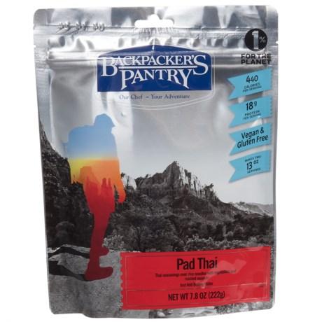 Backpacker's Pantry Pad Thai - 2 Servings